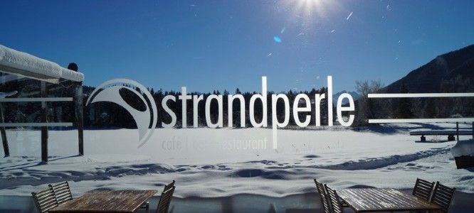 Strandperle in Seefeld in Tirol