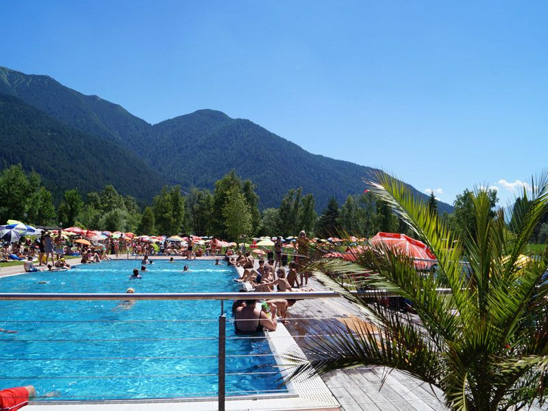 Strandperle in Seefeld in Tirol - Sommerwelt